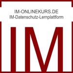 Logo of IM Datenschutz-Lernplattform